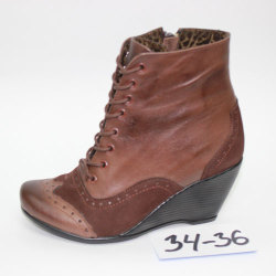 Ботинки (165 small brown)