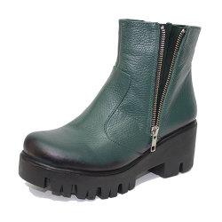 Ботинки (640 green)