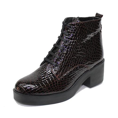 Ботинки (203 reptile brown)