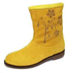 Ботинки (058-500 yellow)