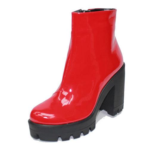 Ботинки (3143 red)