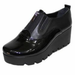 Туфли (608-14-01 black)