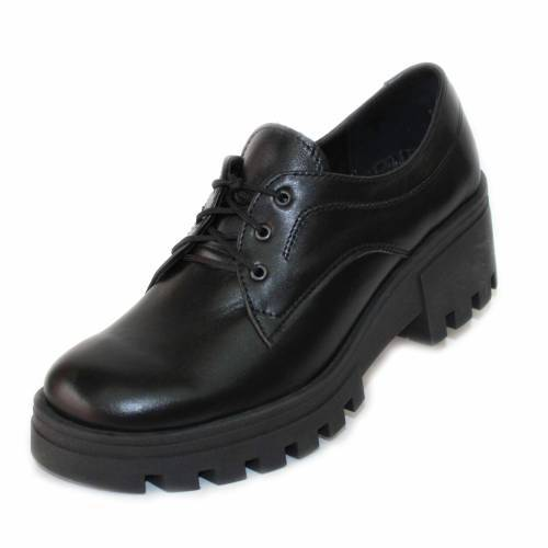 Туфли (2707-01 black)