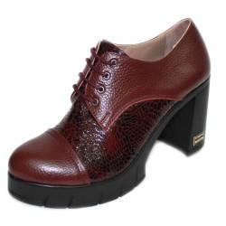 Туфли (407-145 bordo)