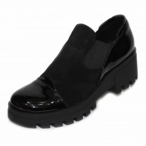 Туфли (2108-01 black)