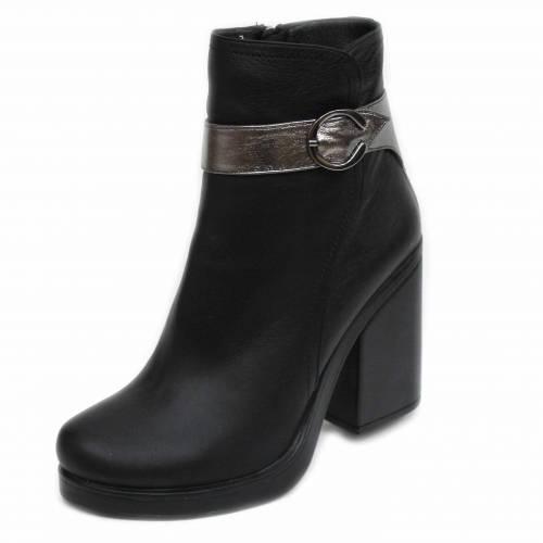 Ботинки (5484-12-284 black)