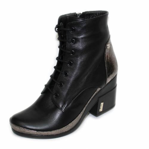 Ботинки (12158-1006-01 black)
