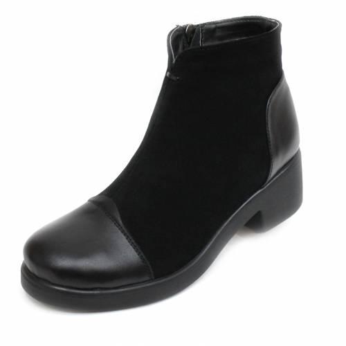 Ботинки (1609-01-11 black)