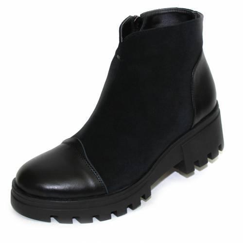 Ботинки (1609-01-11-Z black)