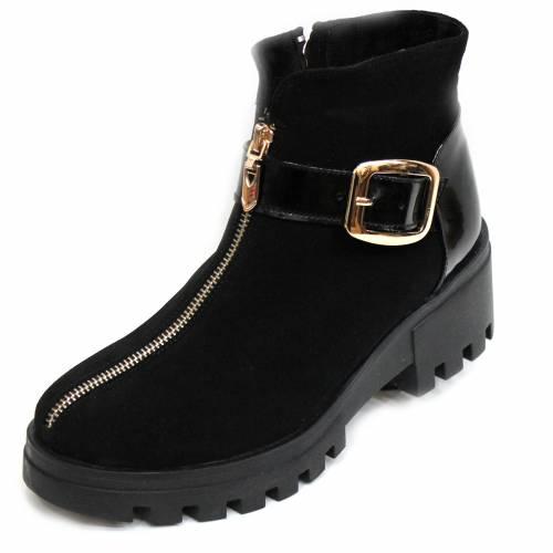 Ботинки (3217-11-Z black)