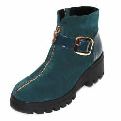 Ботинки (3217-55-Z green)