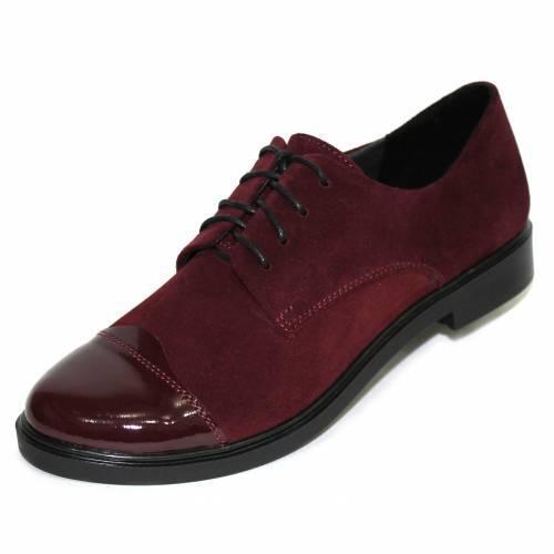 Туфли (812-44-04 bordo)