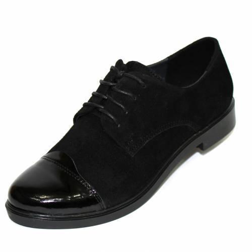 Туфли (812-11-01 black)