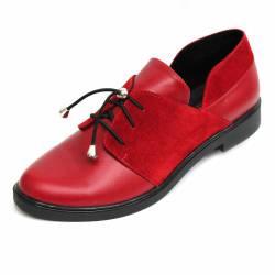 Туфли (1212-08-88 red)
