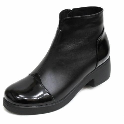 Ботинки (1609-11-01 black)