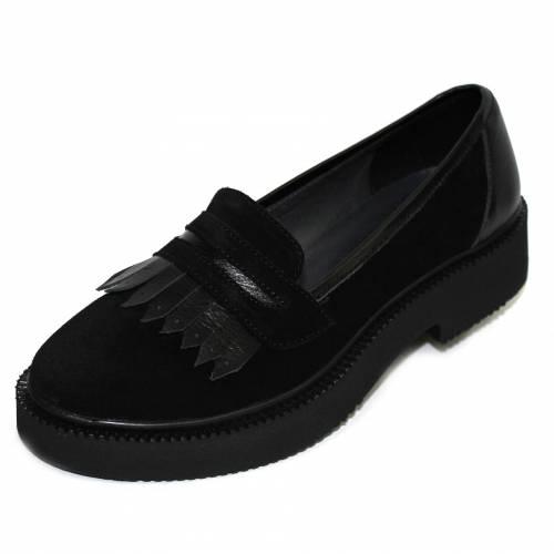 Туфли (0712-01-11 black)
