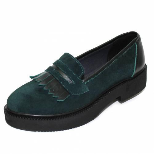 Туфли (0712-55-05 green)