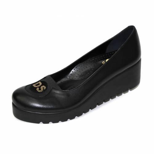 Туфли (8000-01 black)