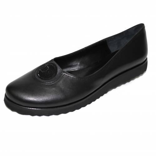 Туфли (16519-01 black)