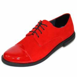 Туфли (01037-18-88 red)