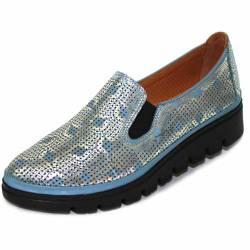 Туфли (401-409-09 blue)