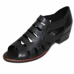 Туфли (12284-01 black)