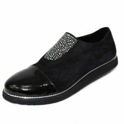 Туфли (10077-010-11 black)