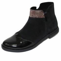Ботинки (777-010-11-85 black)