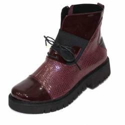 Ботинки (07077-40-41 bordo)