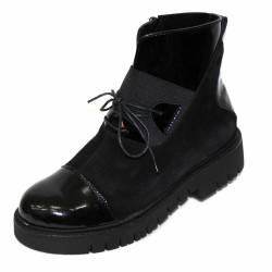 Ботинки (07077-010-11 black)