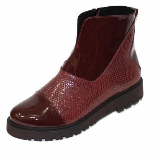 Ботинки (11077-40-41 bordo)