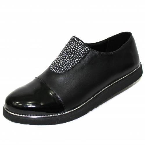 Туфли (10077-010-001 black)