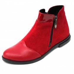 Ботинки (777-99-09-18 red)