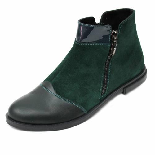 Ботинки (777-05-55-15 green)