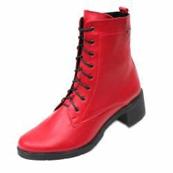 Ботинки (17077-99 red)