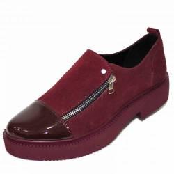 Туфли (2612-14-44 bordo)