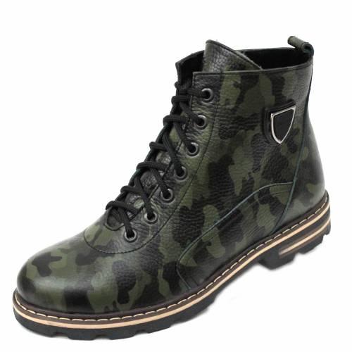 Ботинки (31077-696 khaki)