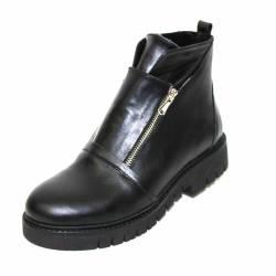 Ботинки (02087-01 black)