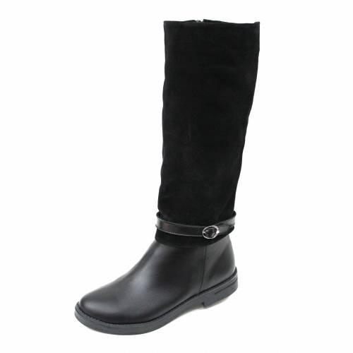 Сапоги (01087-01-11-Z black)