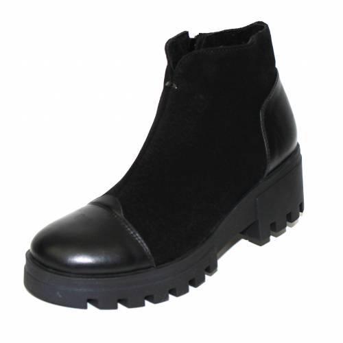 Ботинки (1609-01-888 black)