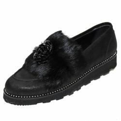 Туфли (1172-611 black)
