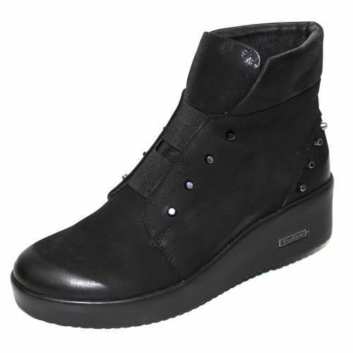 Ботинки (158-1501 black)