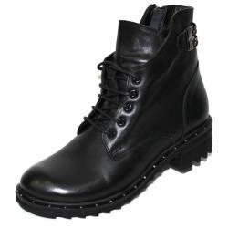 Ботинки (2221-01 black)