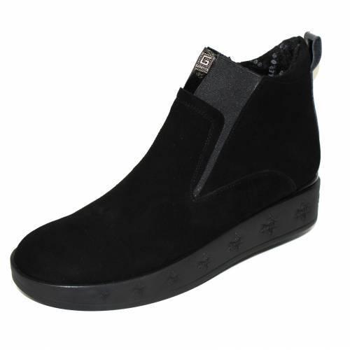 Ботинки (5579-27-494 black)