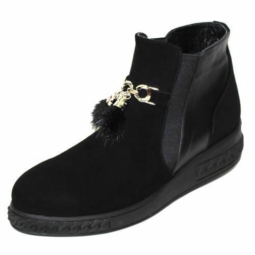 Ботинки (701-501-500 black)