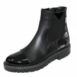 Ботинки (649-08-02 black)
