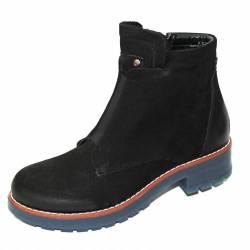 Ботинки (8920-358 black)