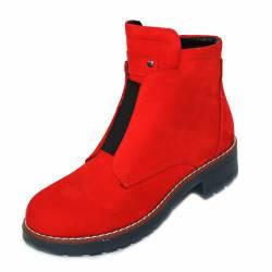 Ботинки (8920-821 red)