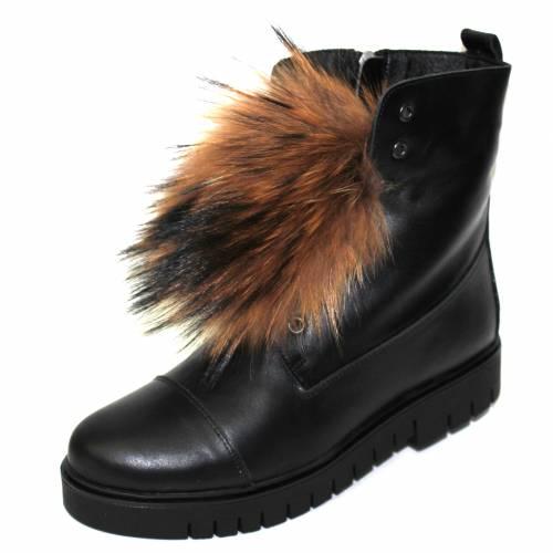 Ботинки (3304-01-24 black)