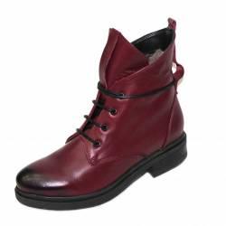 Ботинки (202-84-Z bordo)